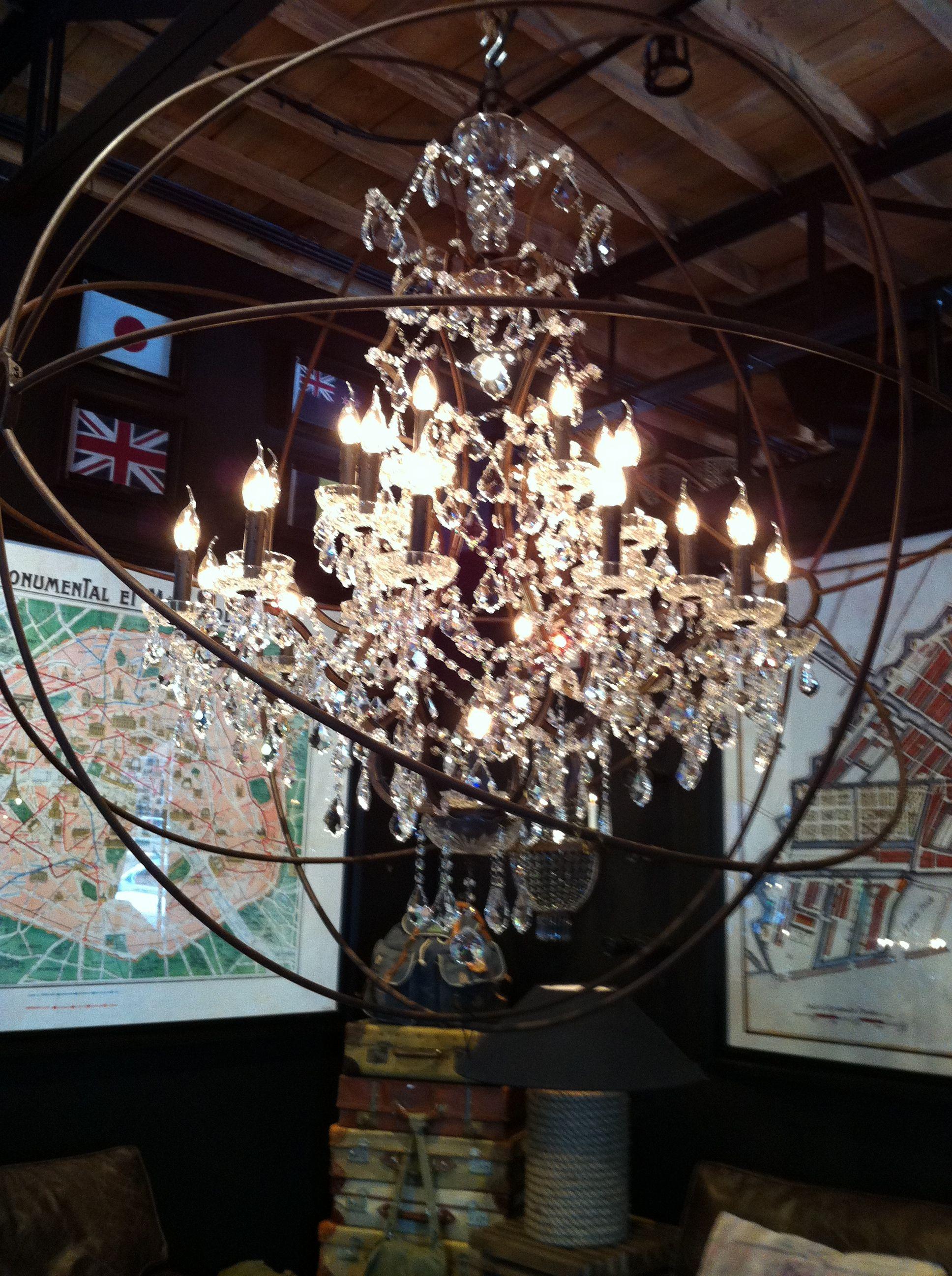 Timothy Oulton Chandelier Pinterest Chandeliers  # Muebles Gayro Cadiz