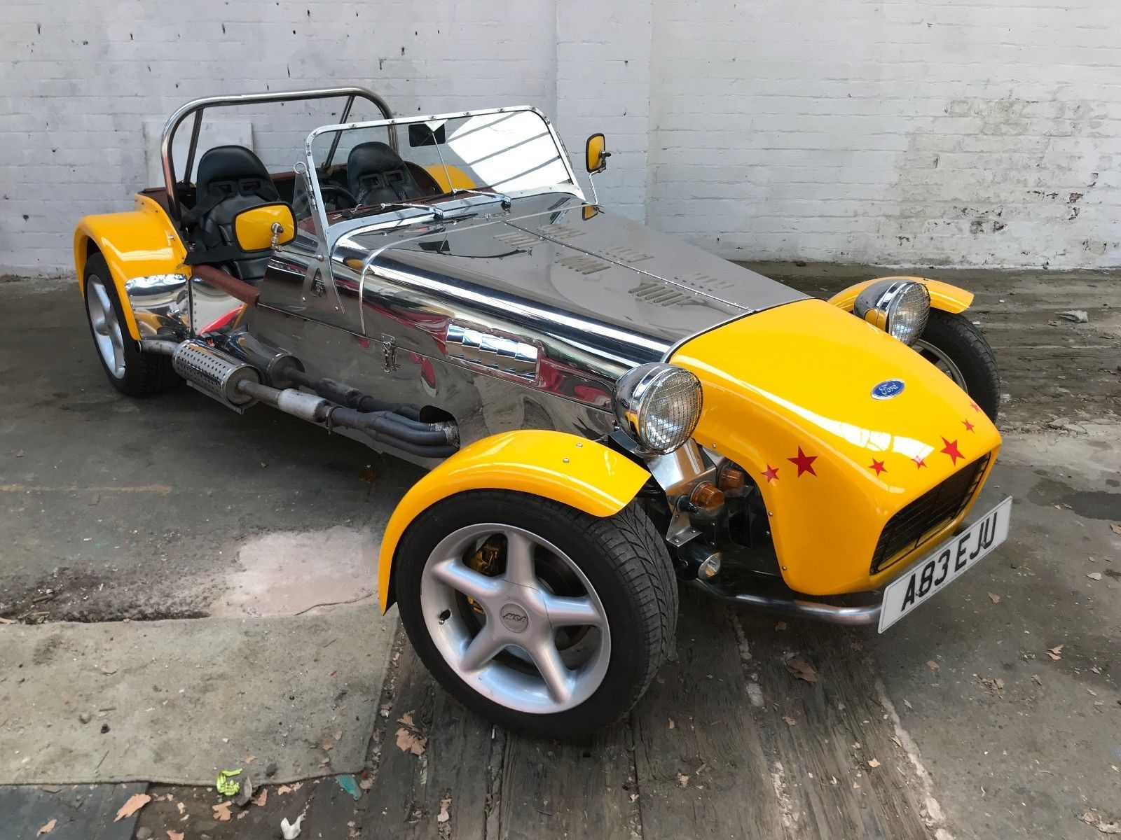 Exceptional Robin Hood Series 3 Kit Car Lotus 7 Replica