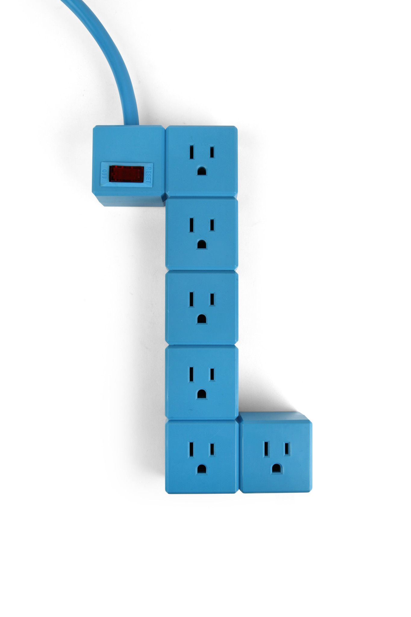 Cool Electrical Outlets Modular Power Strips That Fit Pretty Much Anywhere That