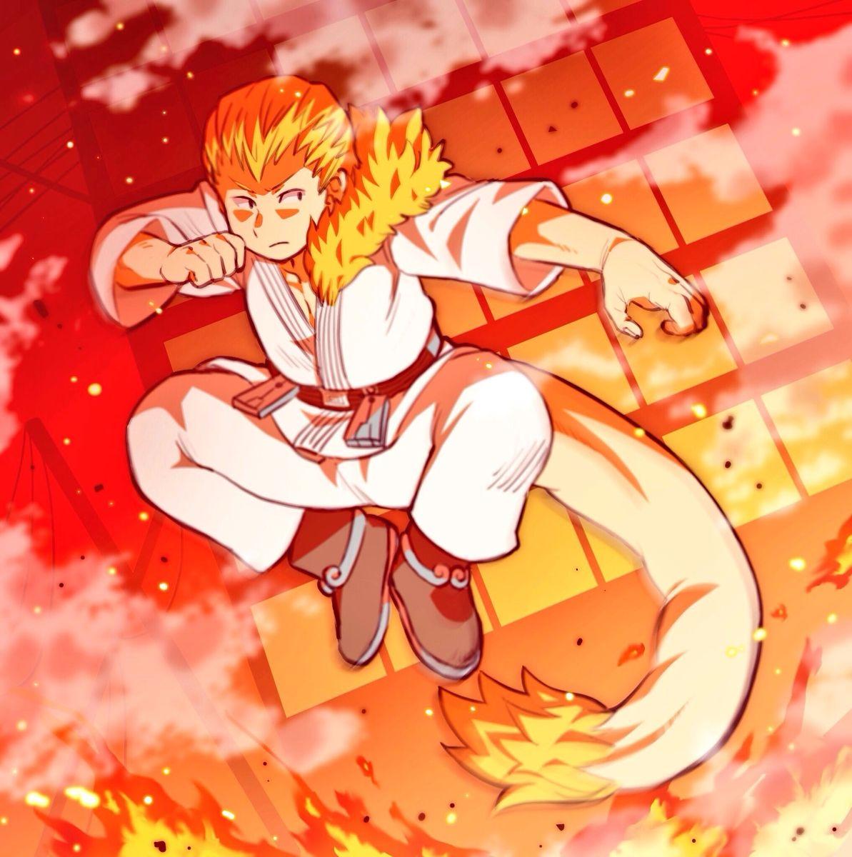Boku No Hero Academia Mashirao Ojiro My Hero Hero Anime