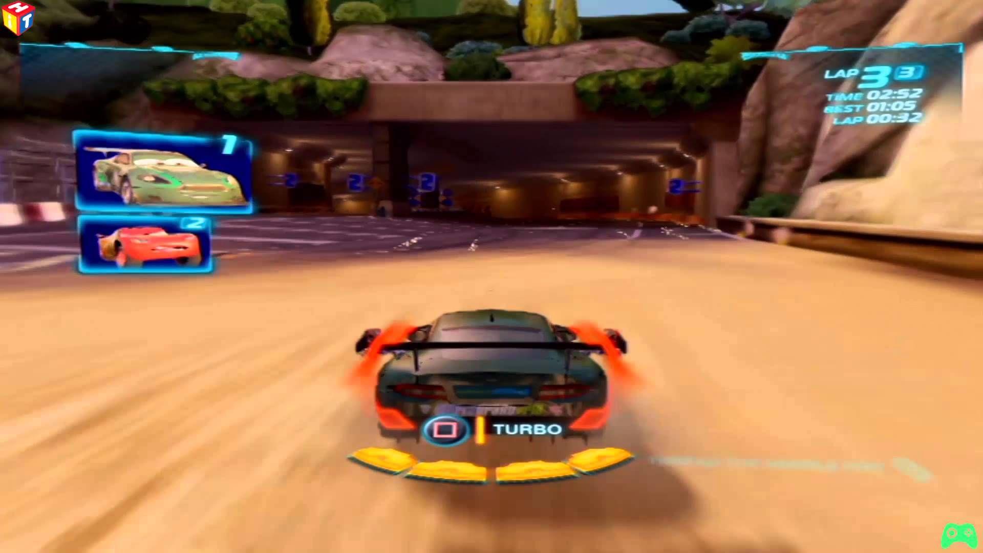cars 2 game nigel gearsley harbor sprint alive cars battle