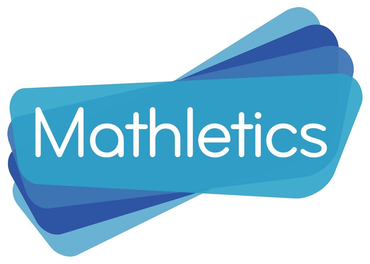 Mathletics logo logos poster template vector logo