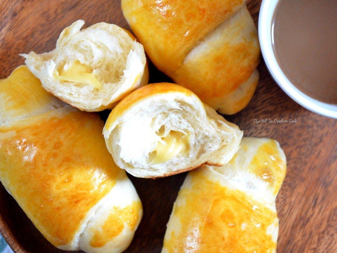 Filipino Cheese Bread Rolls Recipe Cheese Bread Cheese Bread