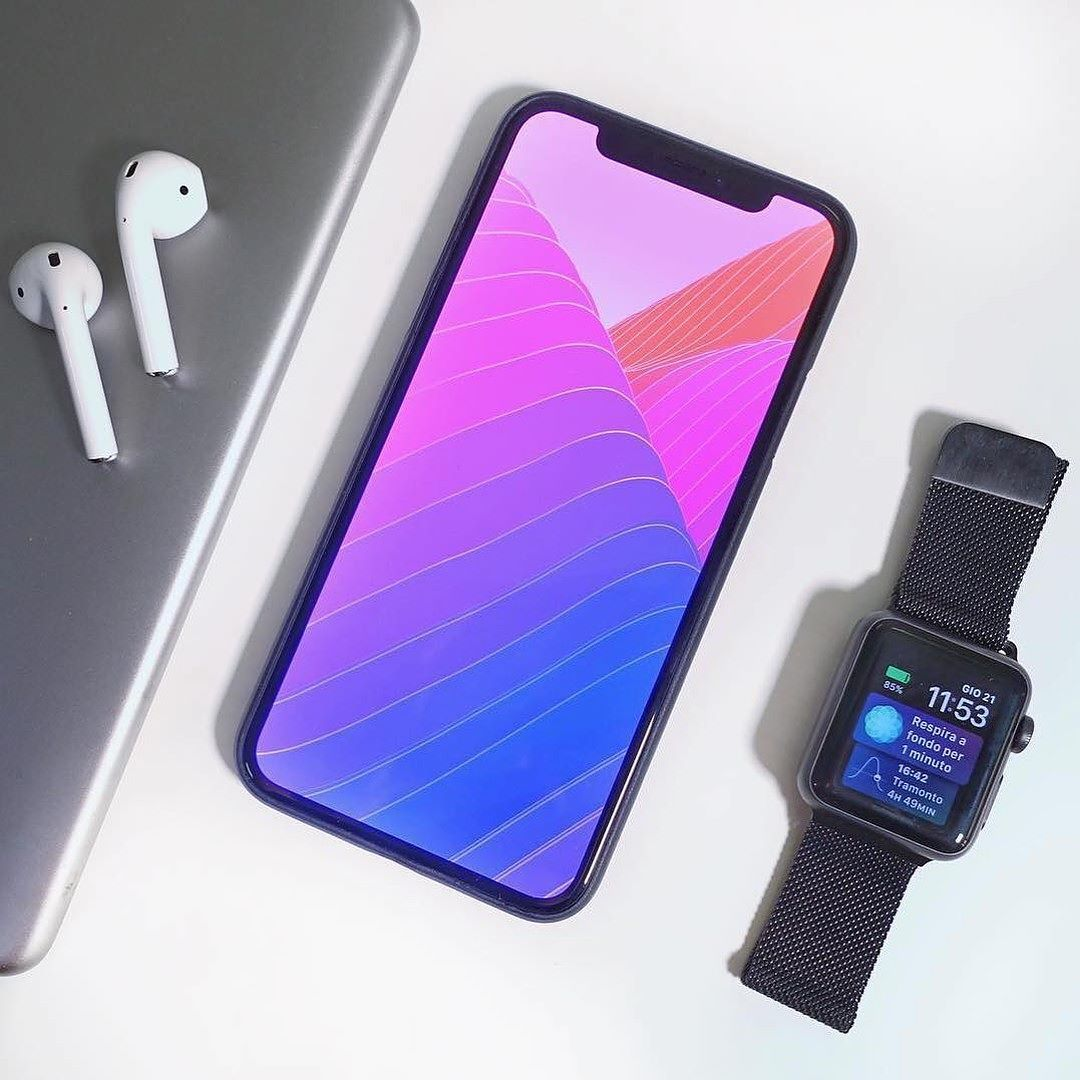 detailed look 4932c f3461 Apple iPhone X and Apple Watch 3 | electronics | Apple watch iphone ...