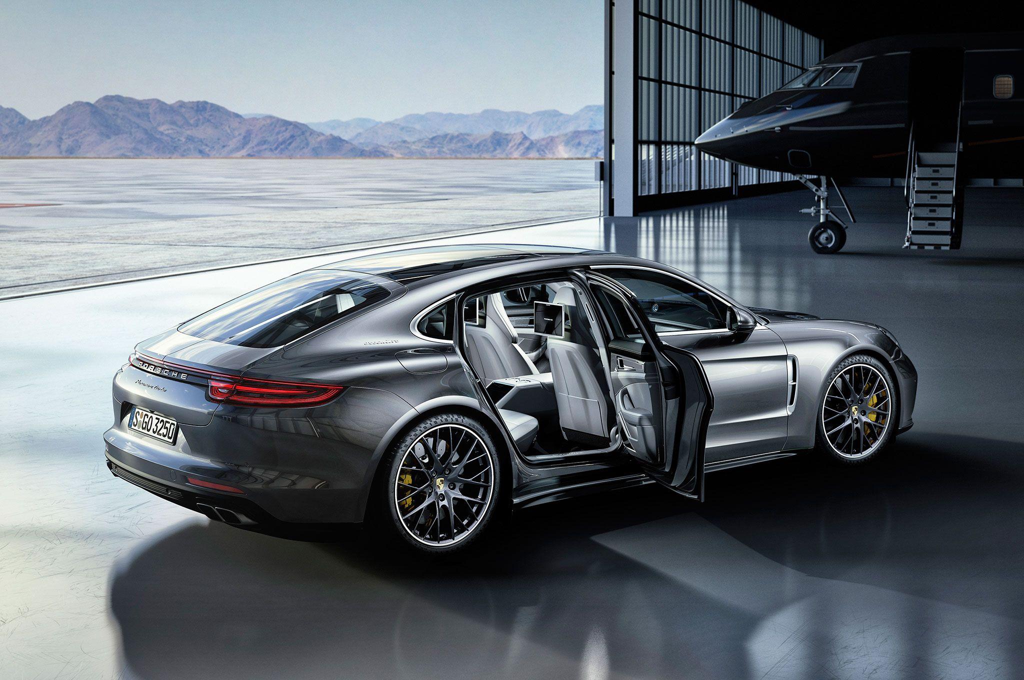 2017 Porsche Panamera Turbo Executive 2048x1360 Wallpaper Background For Ipad Mini Air 2 Pro Laptop Dquocbuu
