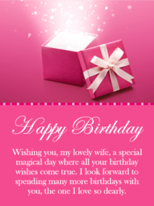 Birthday Cards For Wife Happy Birthday Wishes Messages Birthday