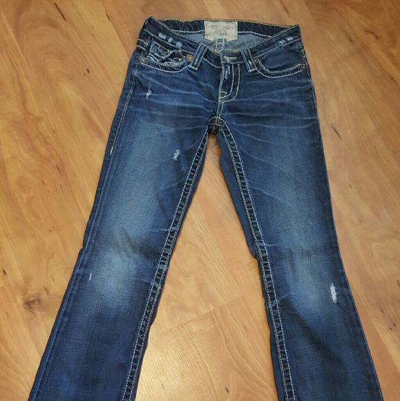 Big star liv jeans 25 Big star liv jeans size 25 open for t rades size 26 Big Star Jeans Boot Cut