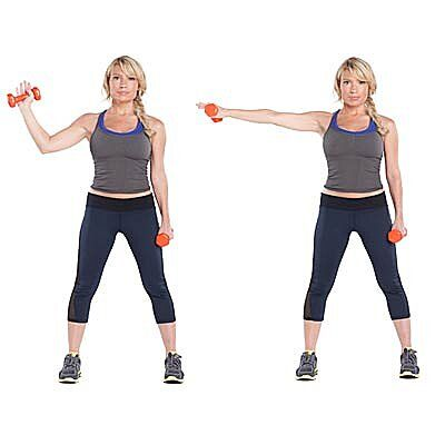 get stronger and leaner with dumbbells in 2020  hand