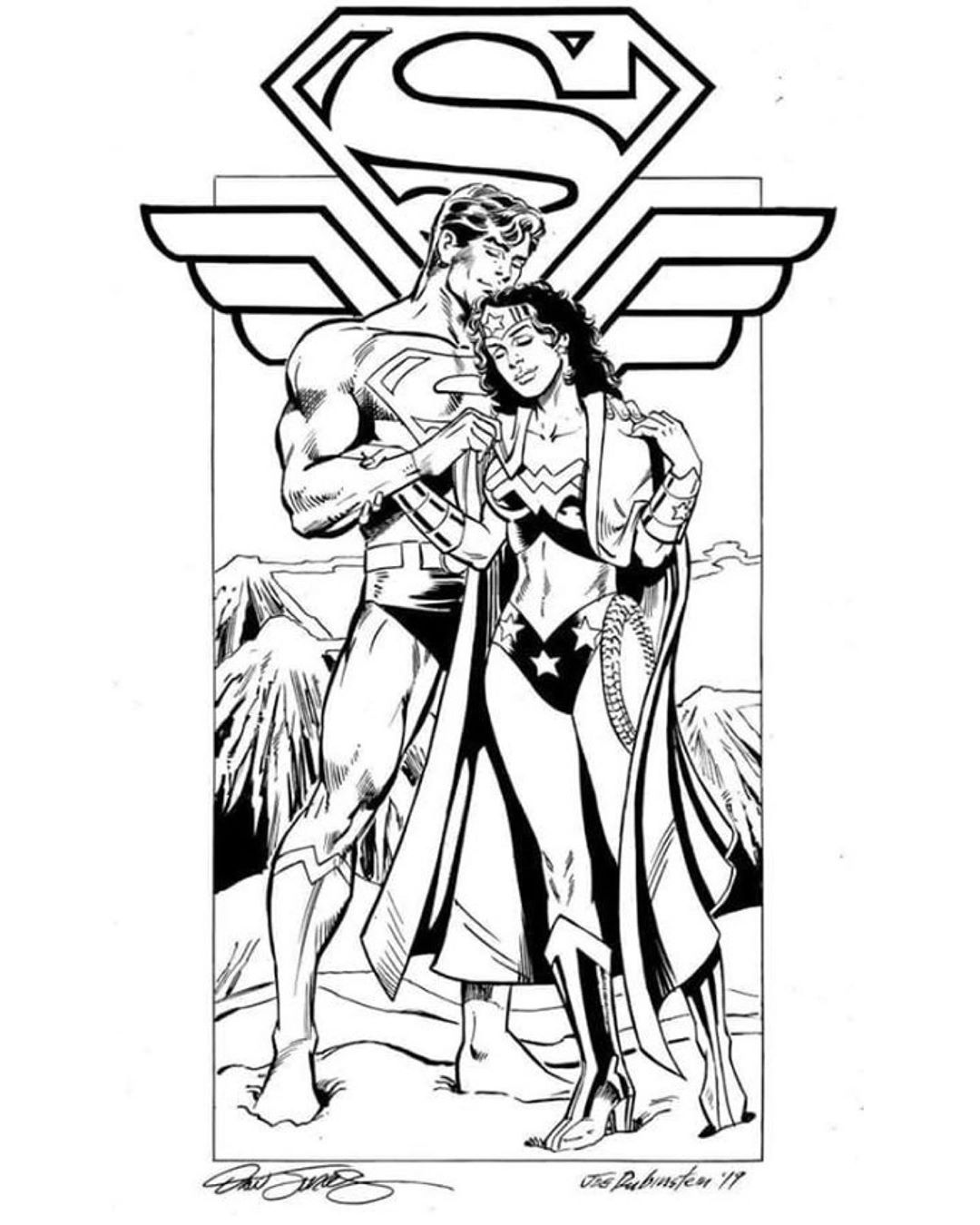 [LMH] By Dan Jurgens and Josef Rubinstein (With images