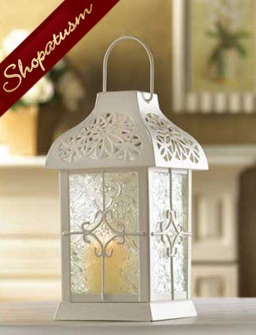 12 Wholesale Lanterns White Daisy Centerpiece Gazebo Garden