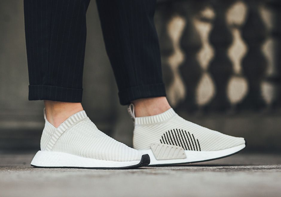 adidas to Release NMD City Sock Primeknit in Grey Colorway