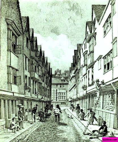 1804 May Winchester Street London Uk Print Published September 15th 1814 By J T Smith London Suzzilo London Pictures London History London Places