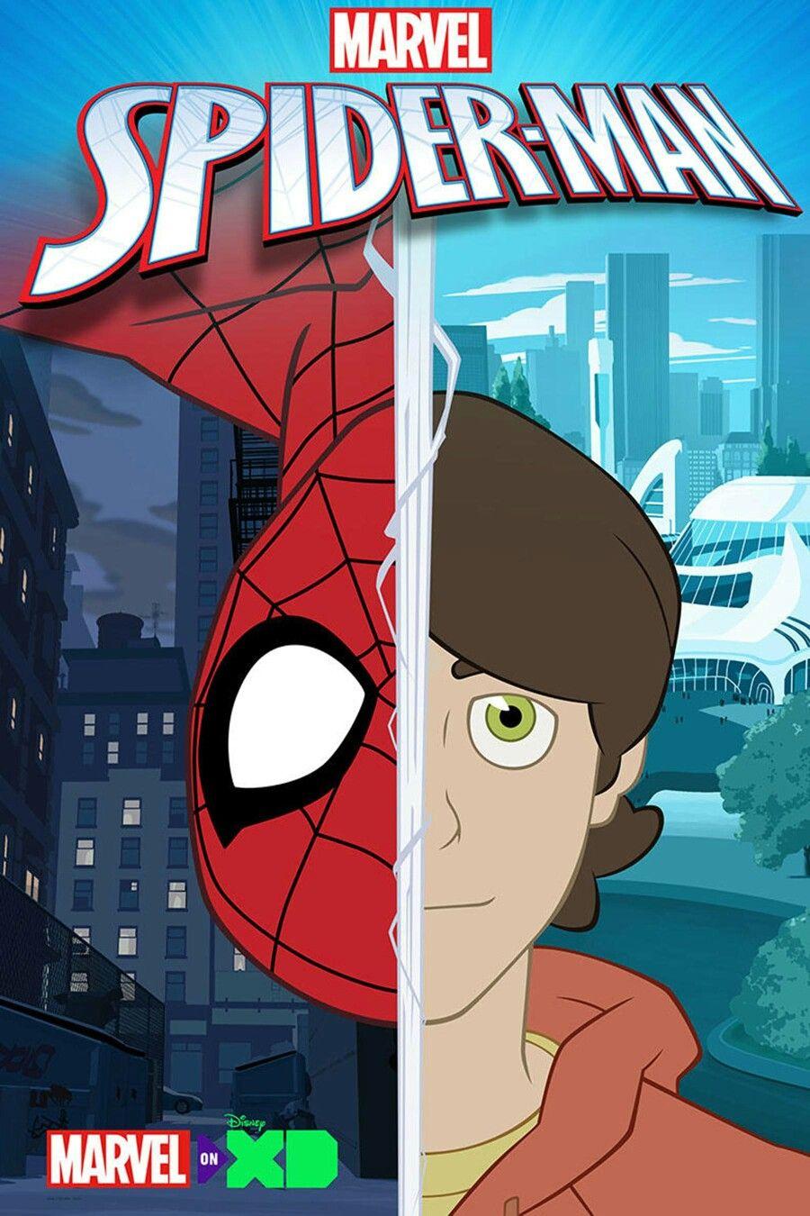Pin By Priscila On Cartoon Spiderman Cartoon Spider Man Animated Series Ultimate Spiderman