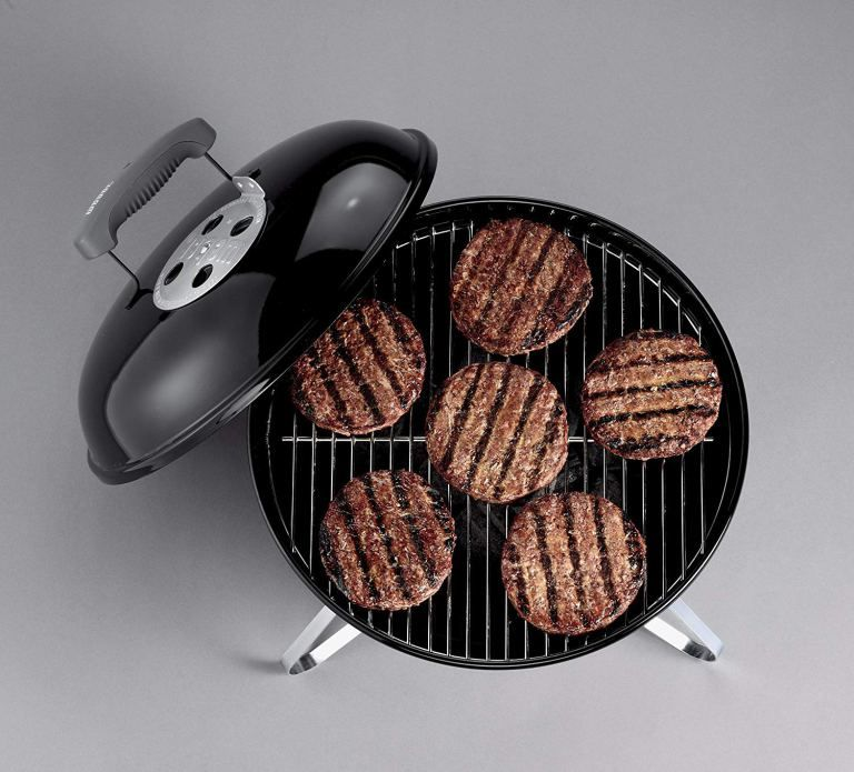 Weber 10020 Smokey Joe 14 Inch Portable Grill The Cooking Life Starts At P Y Mansion Charcoal Grill Grilling Smokey Joe