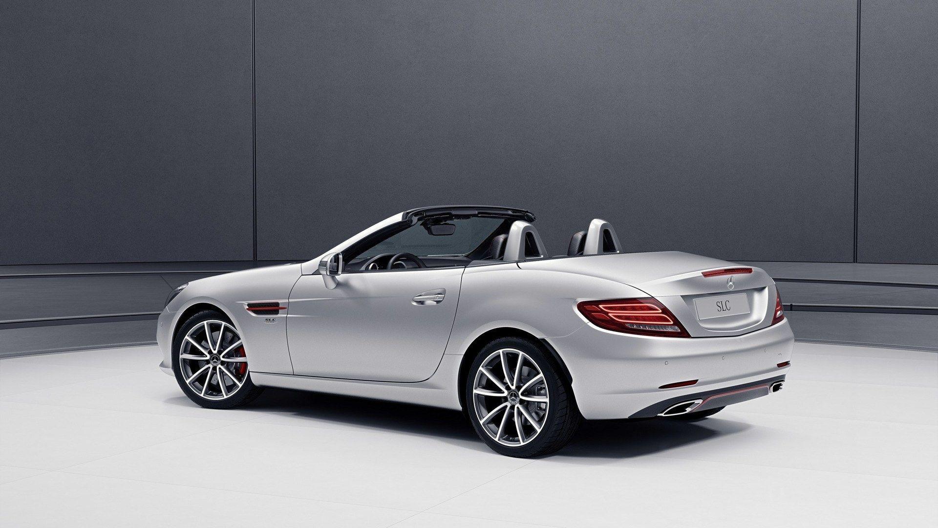 New 2020 Mercedes Slc Class Redart Edition Price And Release Date Mercedes Slc Mercedes Benz Mercedes Benz Slk