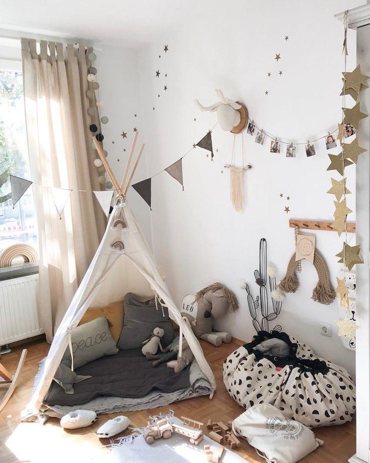 kinderzimmer babyzimmer junge mädchen einrichten idee