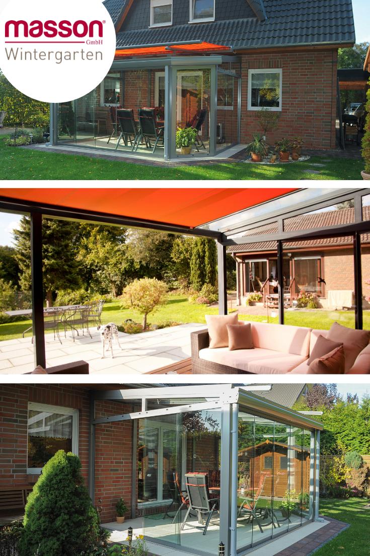 Wohnwintergarten Modern Individuell In 2020 Wintergarten