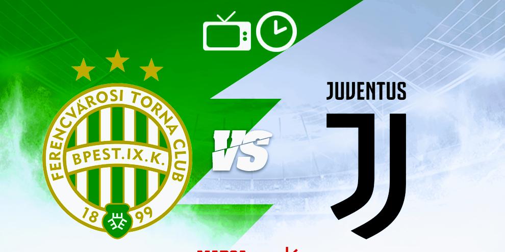 موعد مباراة يوفنتوس وفرينكفاروزي والقنوات الناقلة في دوري أبطال أوروبا Match Of The Day Sport Team Logos Juventus Logo