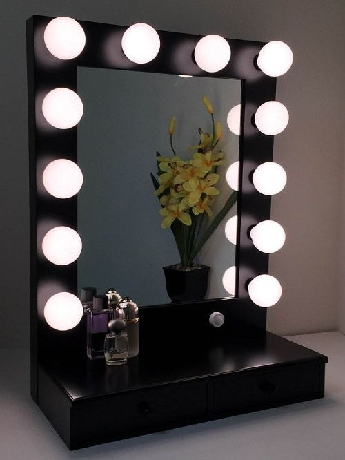 15 Fantastic And Incredible Vanity Mirror With Lights For