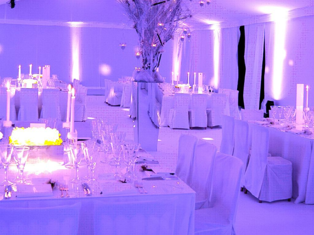 All white party venues google search party venues for All white party decoration