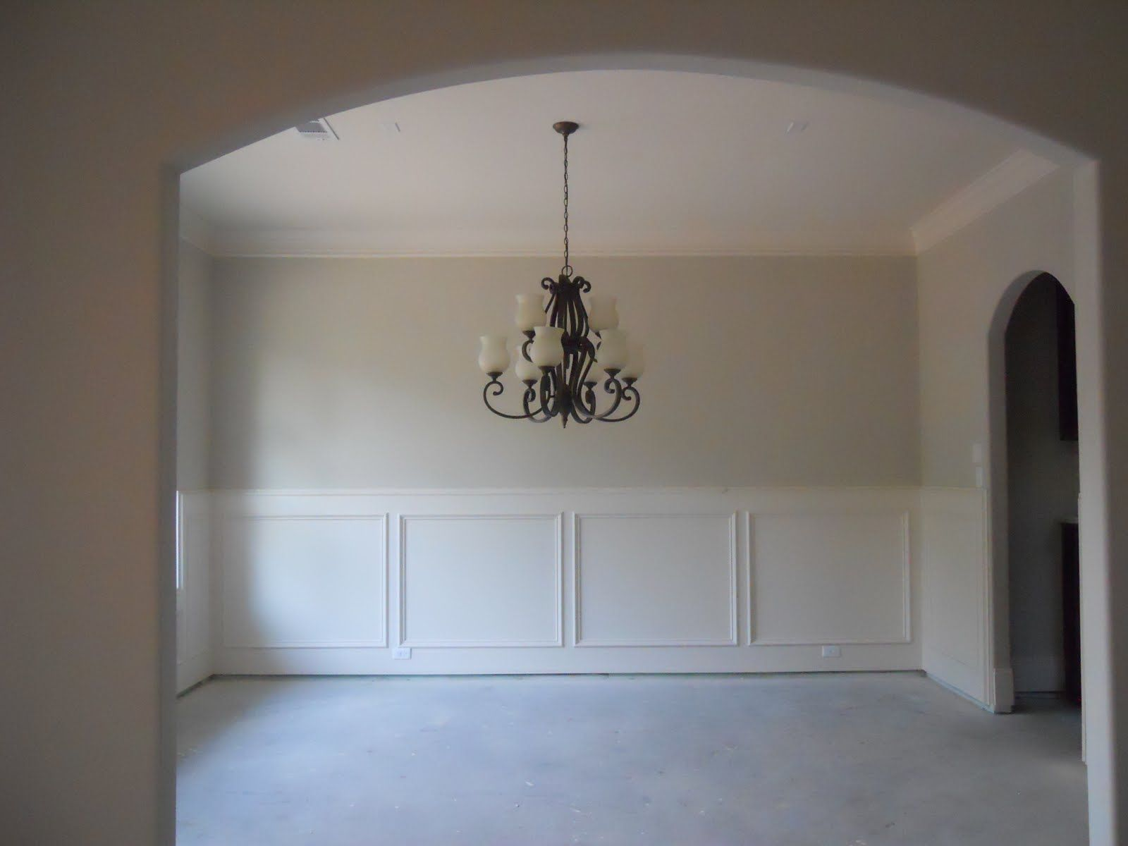 simple arch | custom ideas | pinterest | paneling ideas, house and