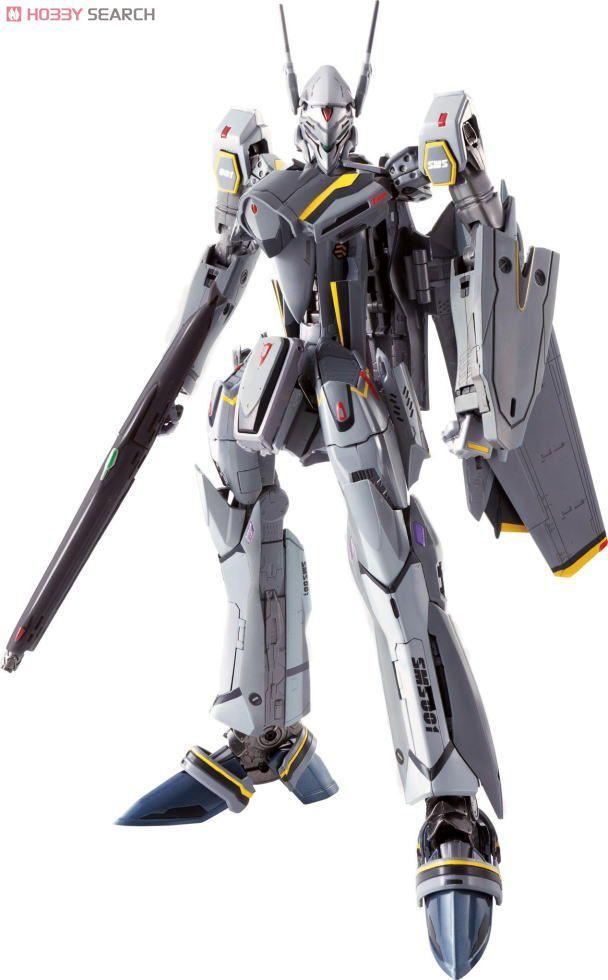 Bandai DX Chogokin Macross Frontier VF-25S Messiah Ozma Custom Action Figure