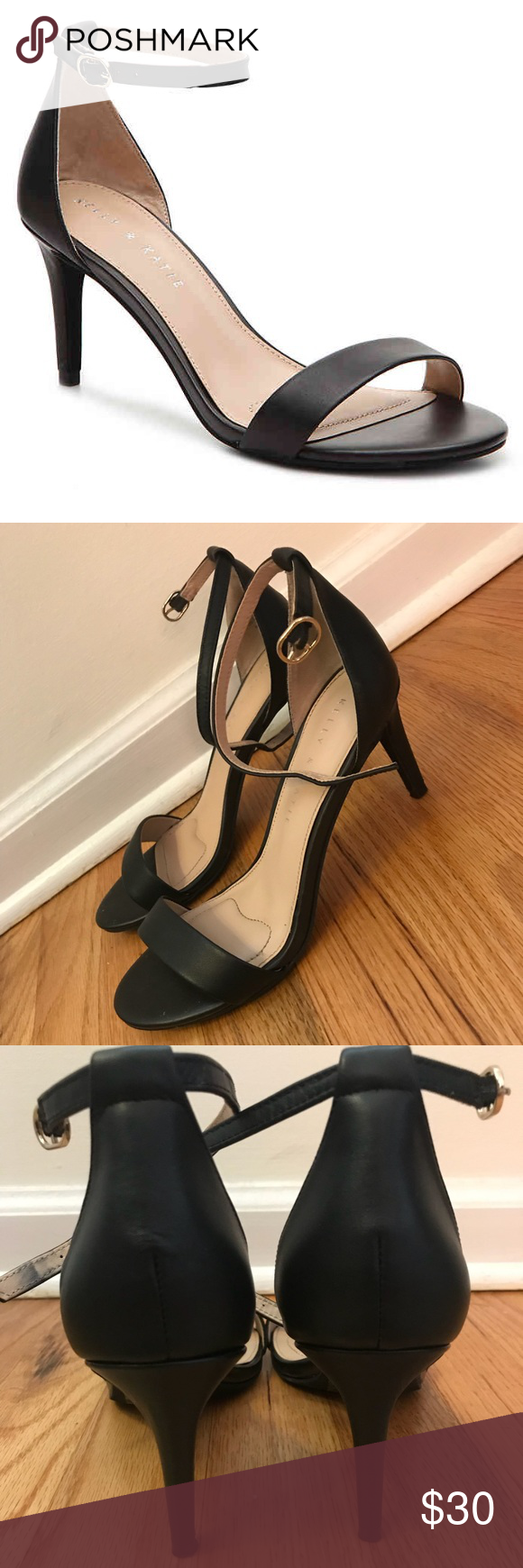 7aa65f083dd KELLY   KATIE KIRSTIE SANDAL These sandals perfectly pair with your  favorite skinny jeans or a