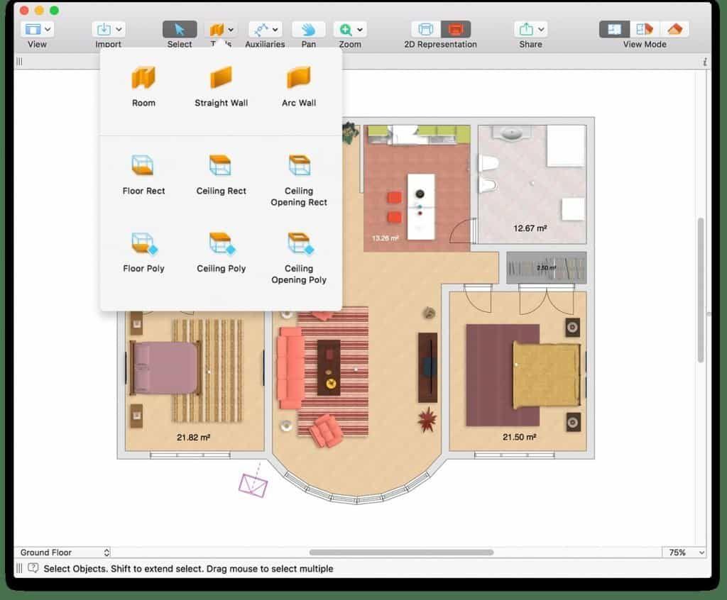 12 Best Home Design Floor Plan Software For Mac 2020 Home