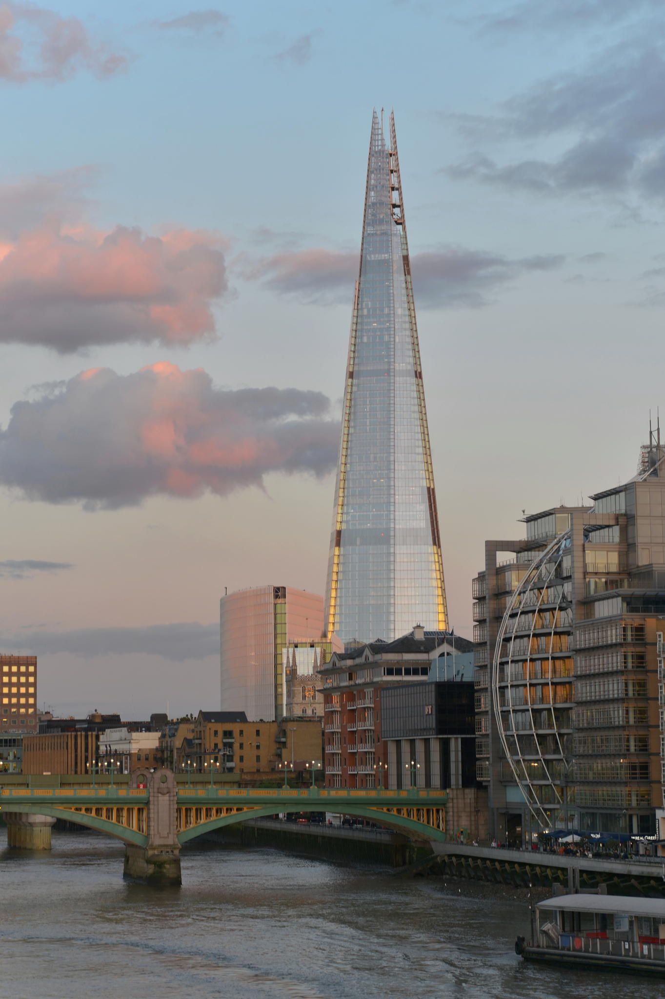 The Shard in London by Angelo Ferraris on 500px