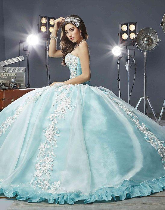 Quinceau00f1era Dresses Ragazza Morena Esencial Coleccion Desigual Diez Paraiso Joya Elan   15 ...
