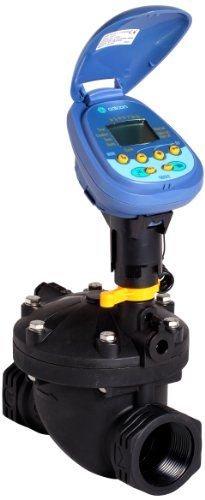 Galcon 7001D 1Station Battery Operated Controller with 2Inch Valve