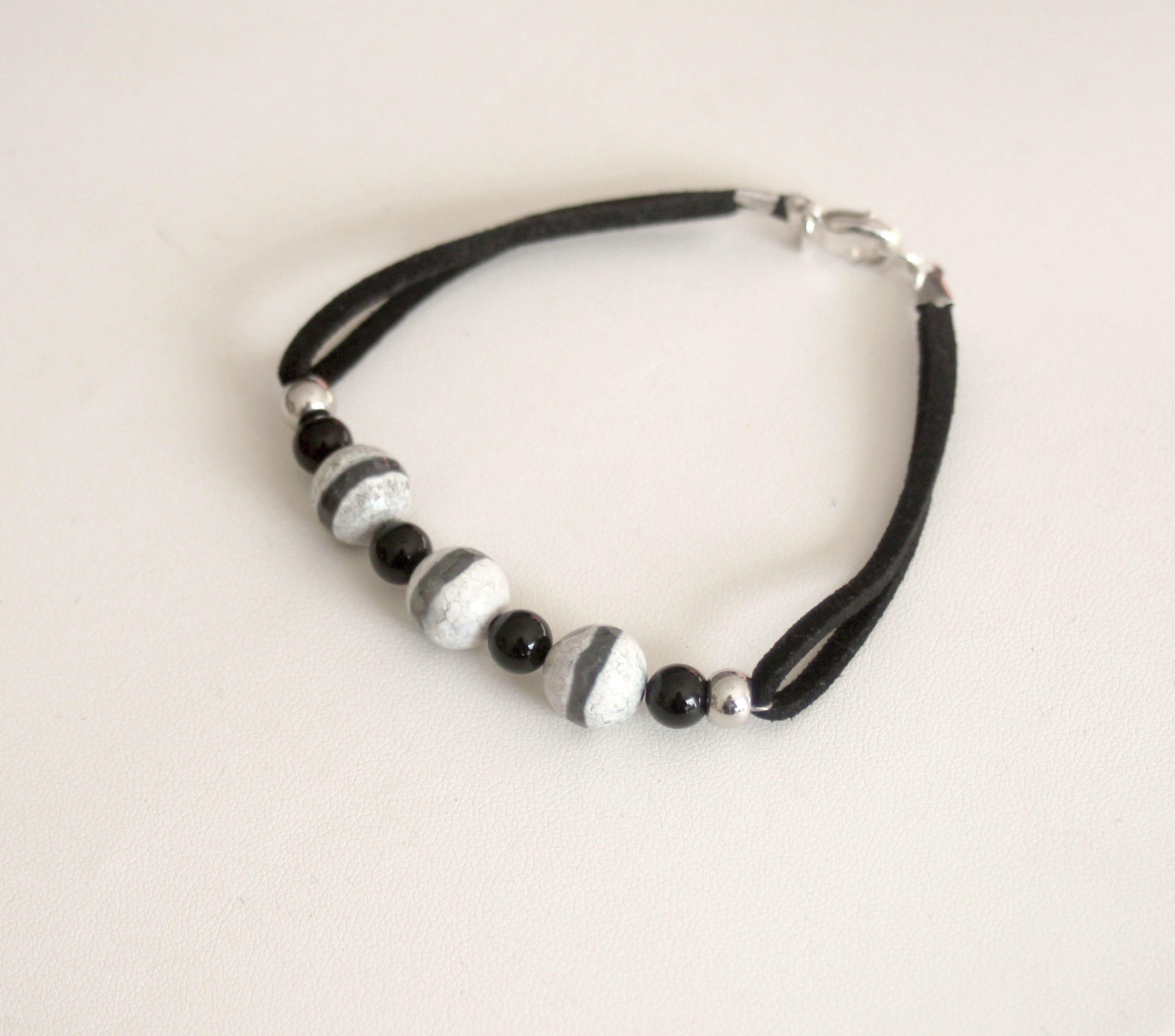 Bracelet jade cordon