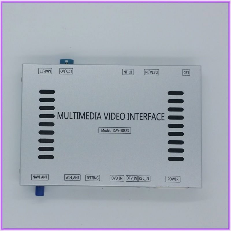 Car Interface For Mercedes Vehicles Ntg4 5 Comand Online 2011 2014