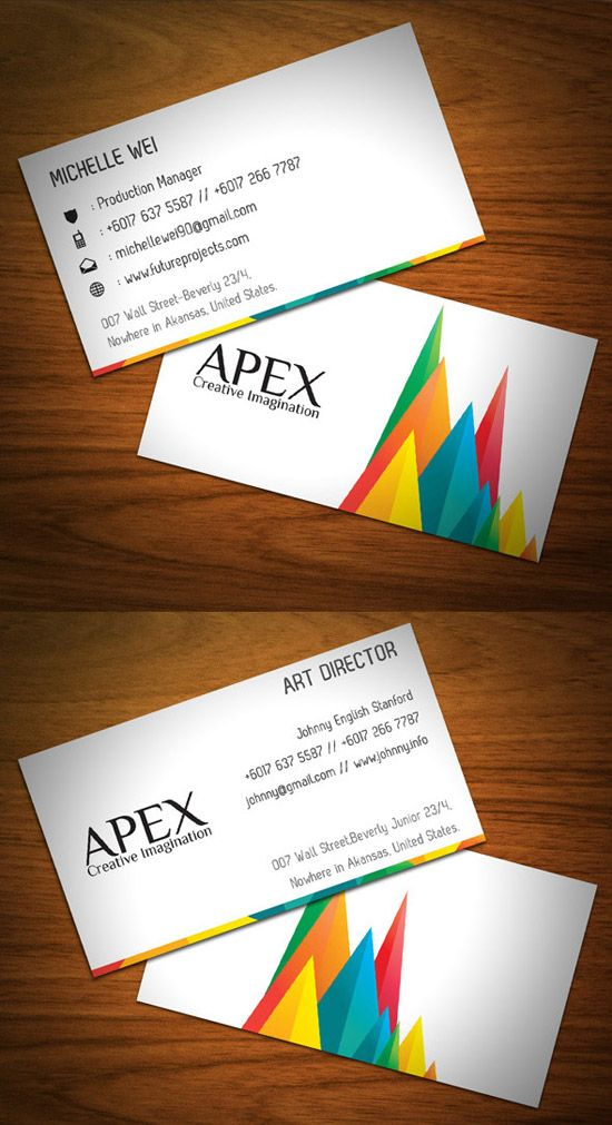 Business Card Business Card Template Psd Business Card Inspiration Business Cards Creative