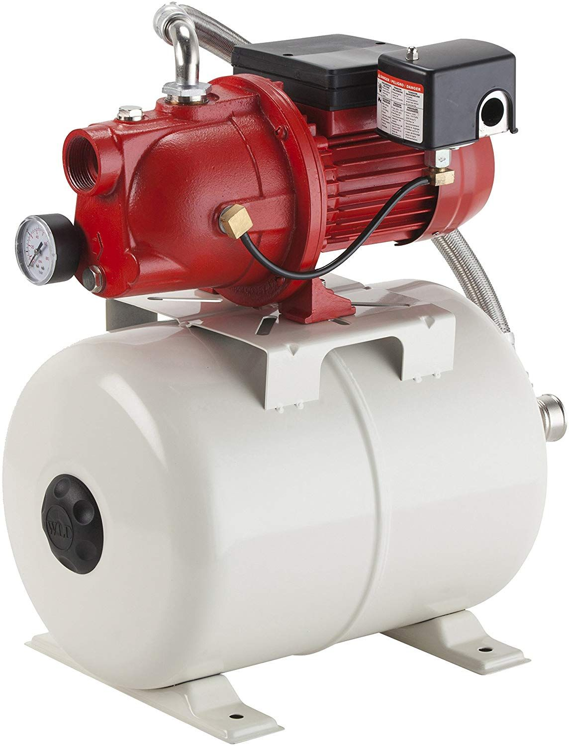 Top 10 Best Shallow Well Jet Pumps in 2019 - Reviews | Top