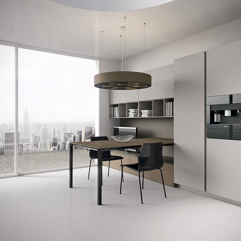Un pensile a giorno in cucina ak06 design collection for Interior design italiani
