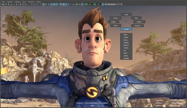 3d character animation software for pc free download
