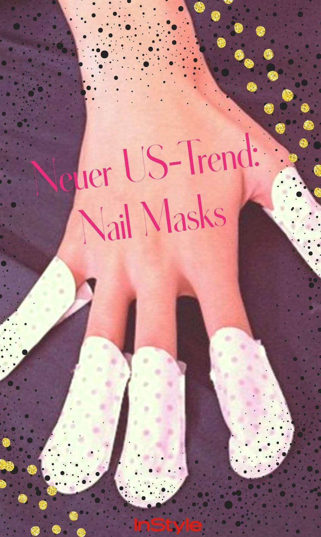 Neuer Nagel-Trend aus den USA: Nail Masks | Gepflegt, Strahlen und ...