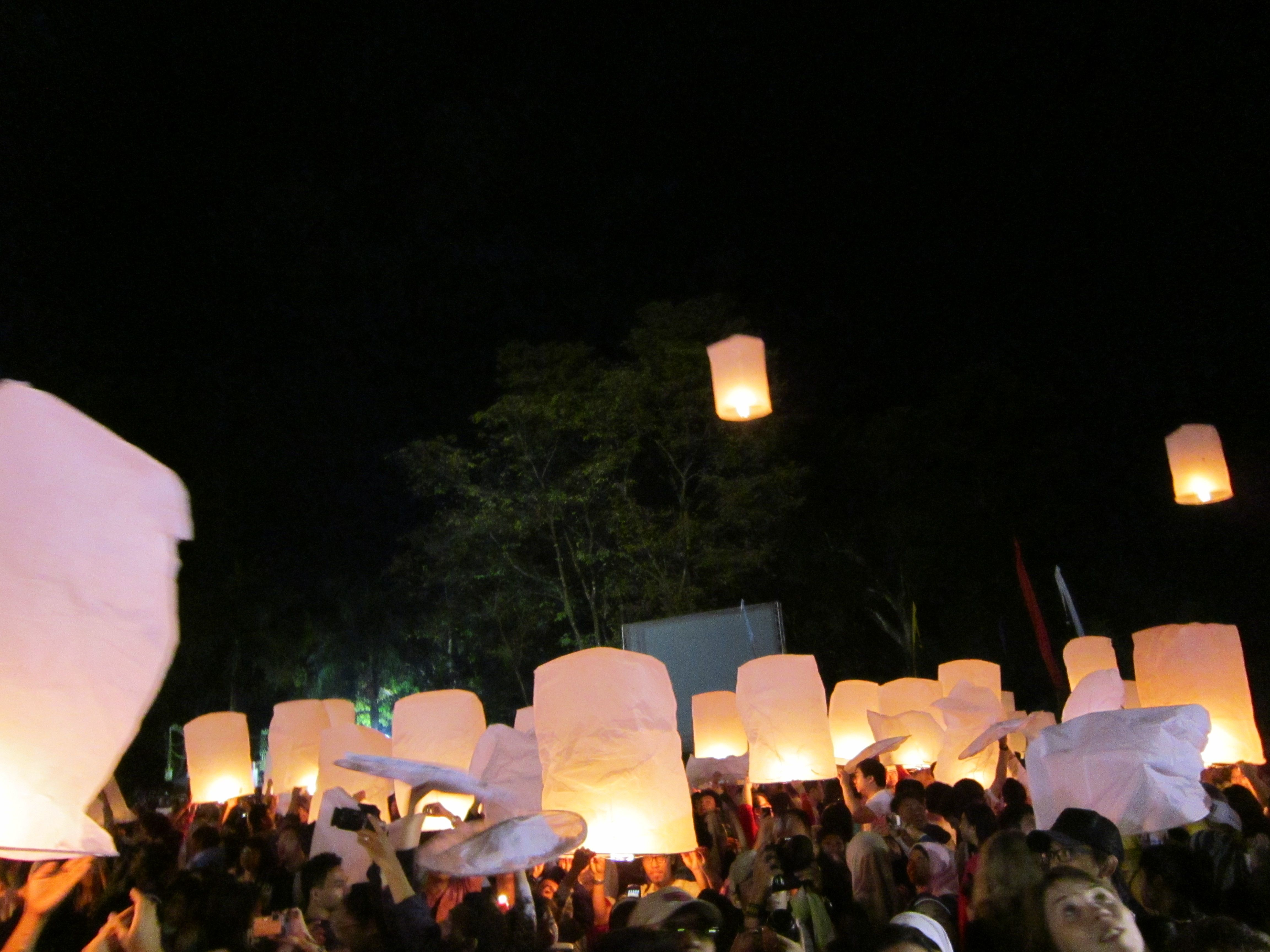 Lanterns of hope in wesak celebration wanderlust places iuve
