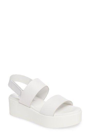 d31f55efc218 STEVE MADDEN WOMEN S STEVE MADDEN RACHEL PLATFORM WEDGE SANDAL.  stevemadden   shoes