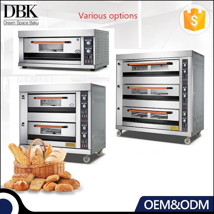 Professional Bakery Equipment Industrial Pie Bakery French Bread Baking Biscuit Oven Pie Bakery Biscuit Bake Bread Baking