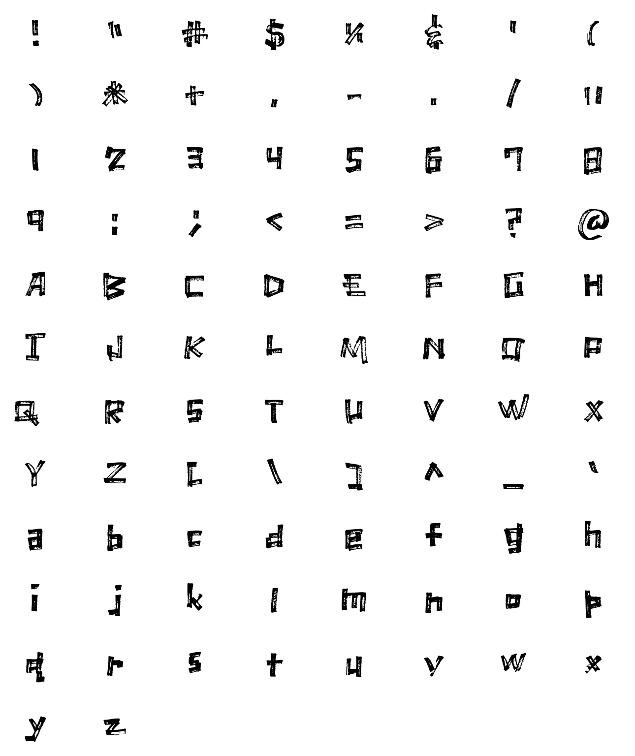 Pin on Fonts FREE