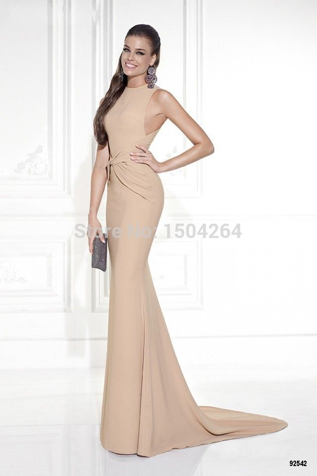long elegant simple evening dresses