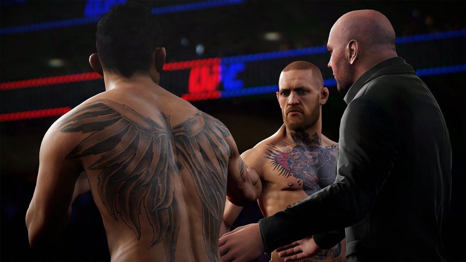 EA Sports UFC 3 Game Screenshot 6 StarCitizenMerchantman
