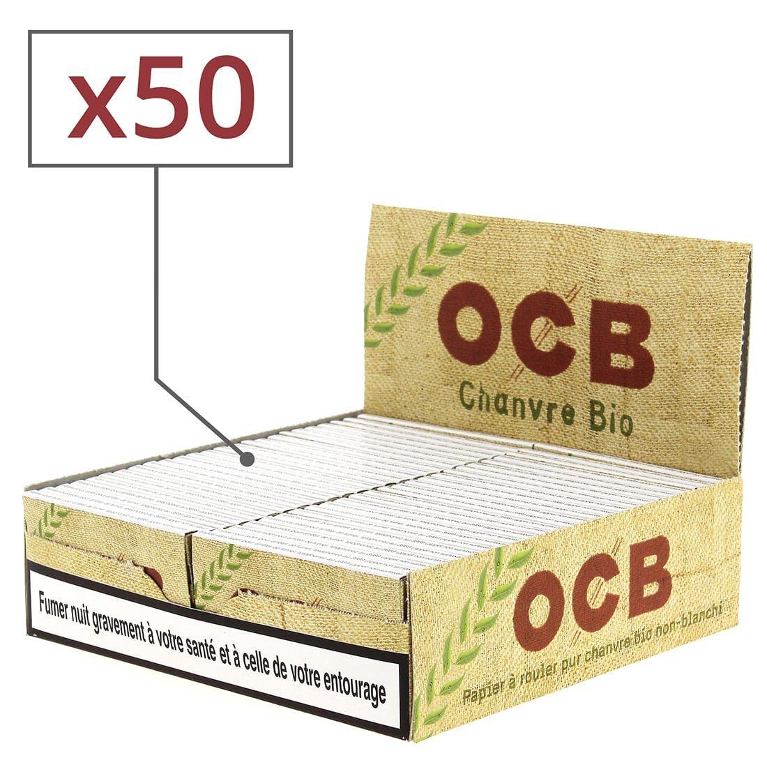 OCB Papier /à Rouler Slim Lot de 50