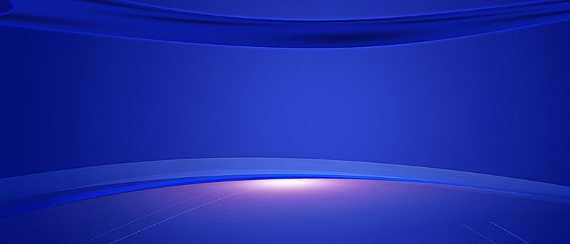 simple conference background company background blue technology