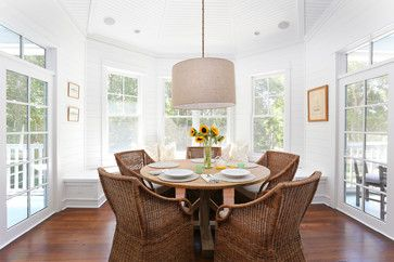 Sullivans Island Beach House No3  Beach Style  Dining Room Awesome House With No Dining Room Inspiration
