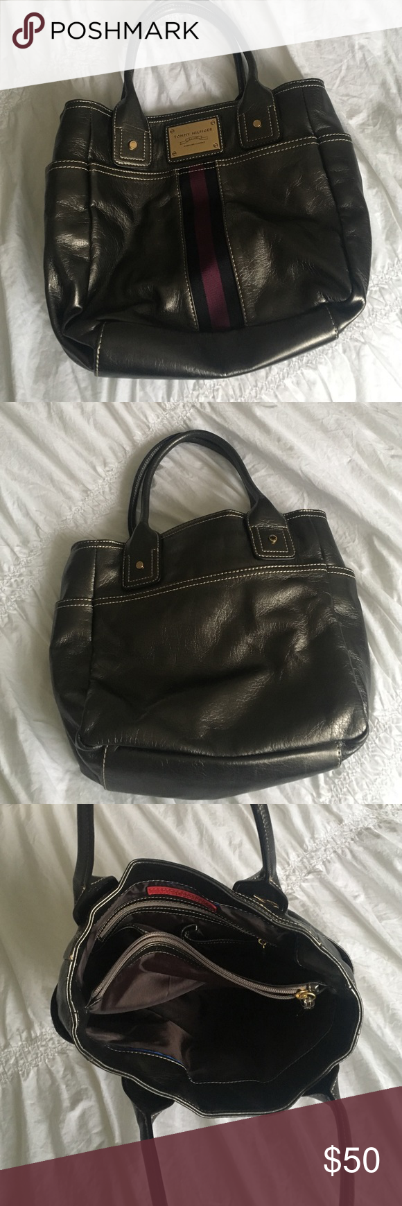 Tommy Hilfiger purse Tommy Hilfiger purse like new Tommy Hilfiger Bags Totes