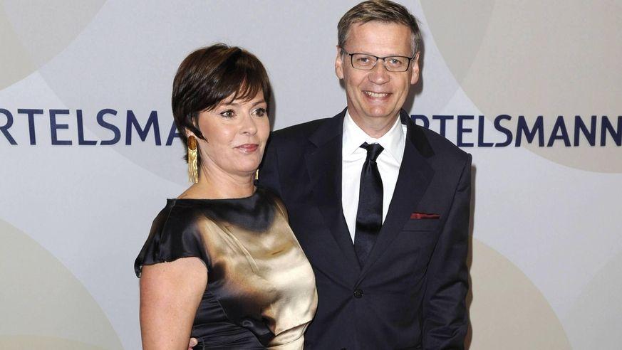 Gunther Jauch Verrat Meine Frau Ist Mir Im Nachhinein Dankbar Dafur Fernsehmoderatorin Jauch Meine Frau