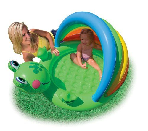 Intex Recreation Froggy Fun Baby Pool Age 1 3 Zbabybaby Com Baby Pool Best Outdoor Toys Cool Baby Stuff